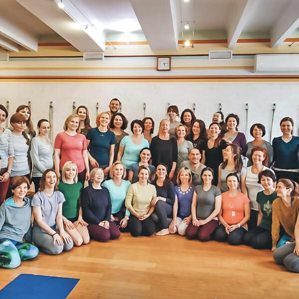 айенгара хатха йога