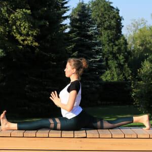 шпагат йога для начинающих москва