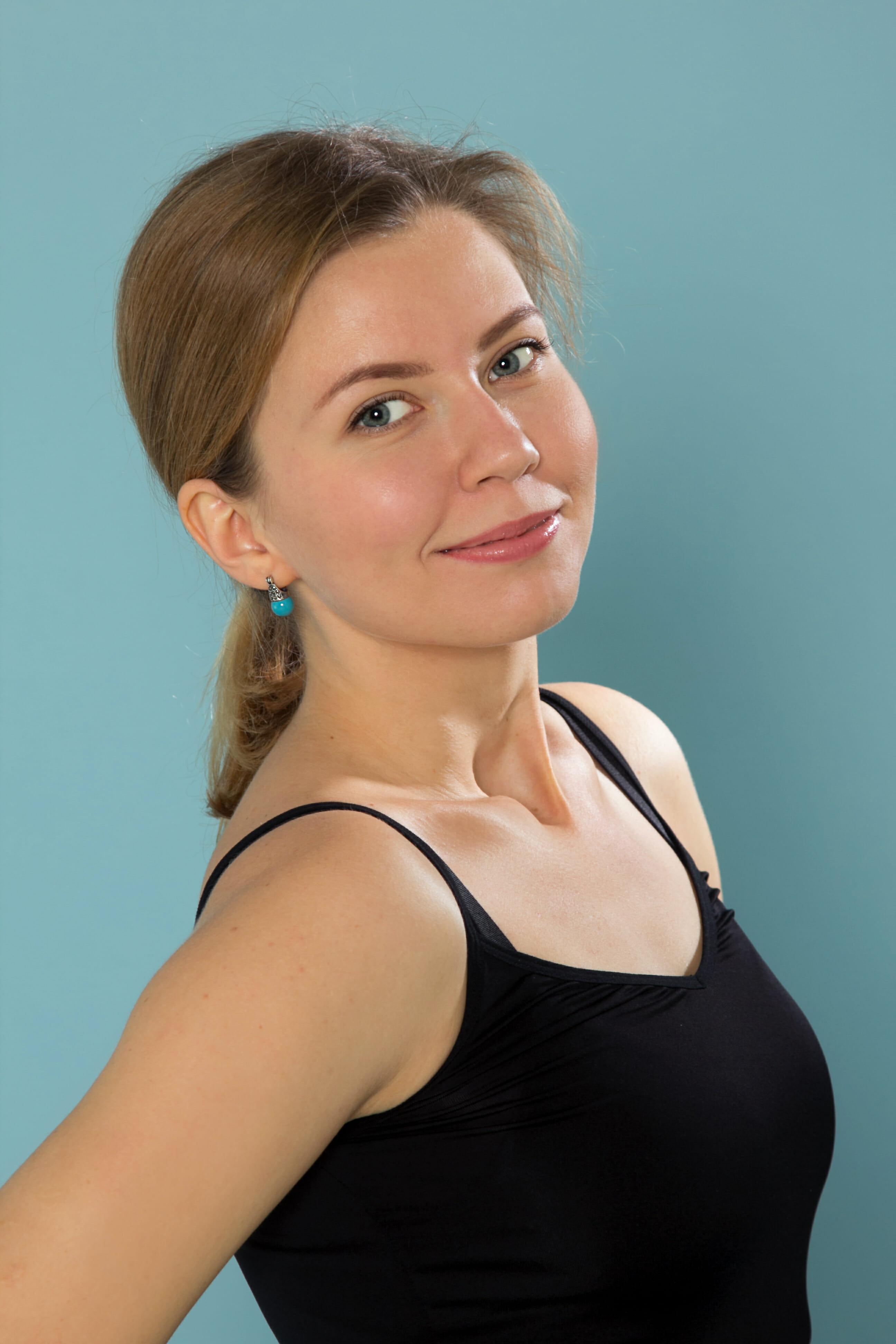 Йога тренер инструктор преподаватель Баранкова Наталья