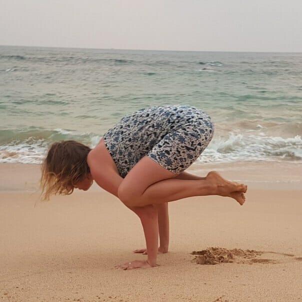 Йога для начинающих фото