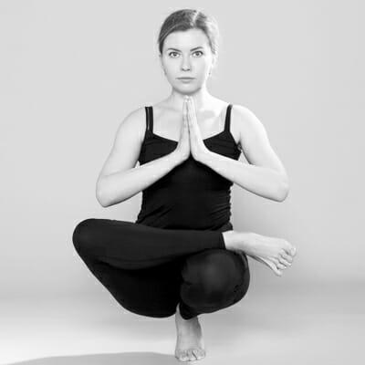 Инструктор йоги с международными сертификатами